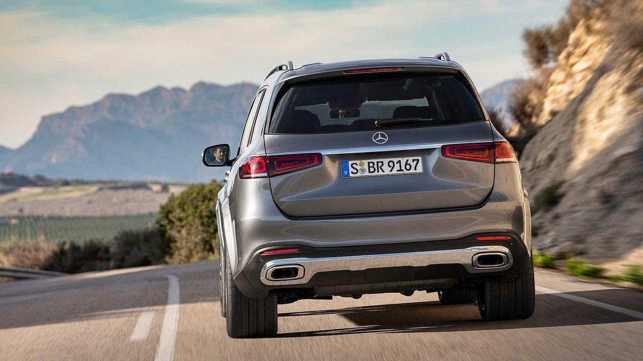 Khám phá Mercedes-Benz GLS 2020 vừa ra mắt Ảnh 7