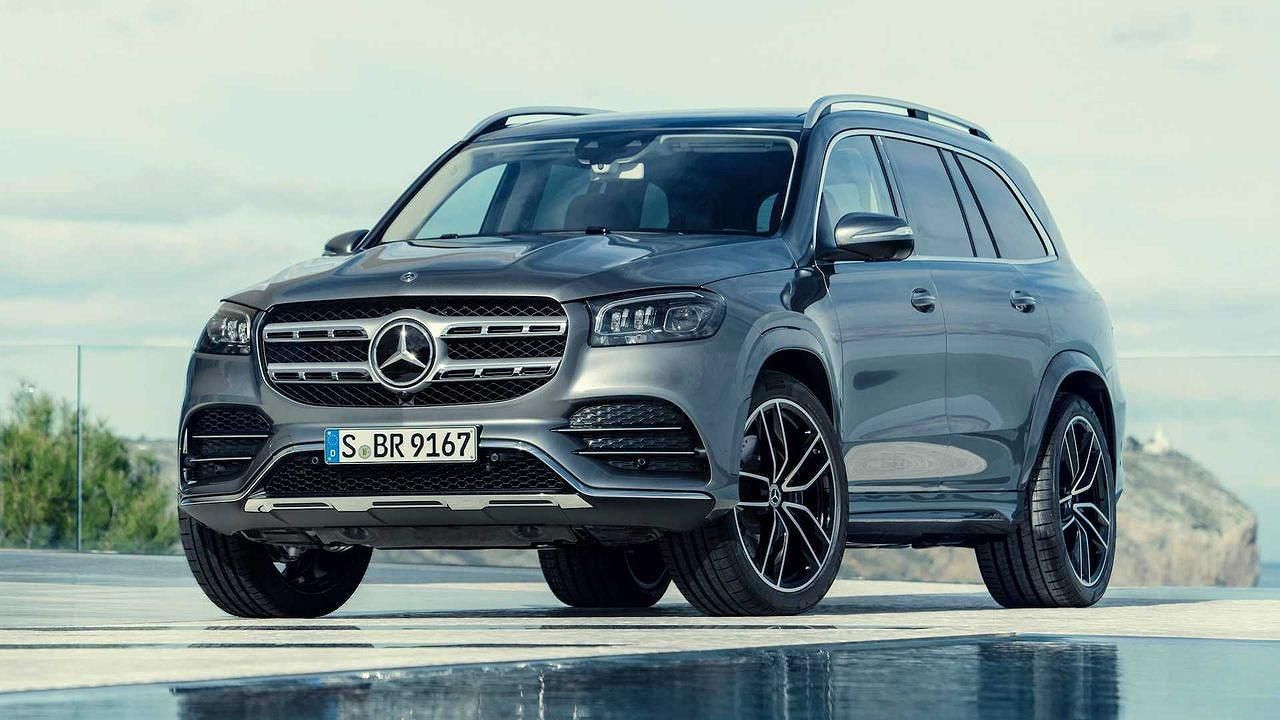 Khám phá Mercedes-Benz GLS 2020 vừa ra mắt Ảnh 2