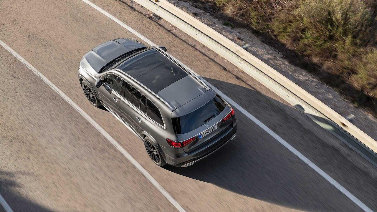Khám phá Mercedes-Benz GLS 2020 vừa ra mắt Ảnh 6