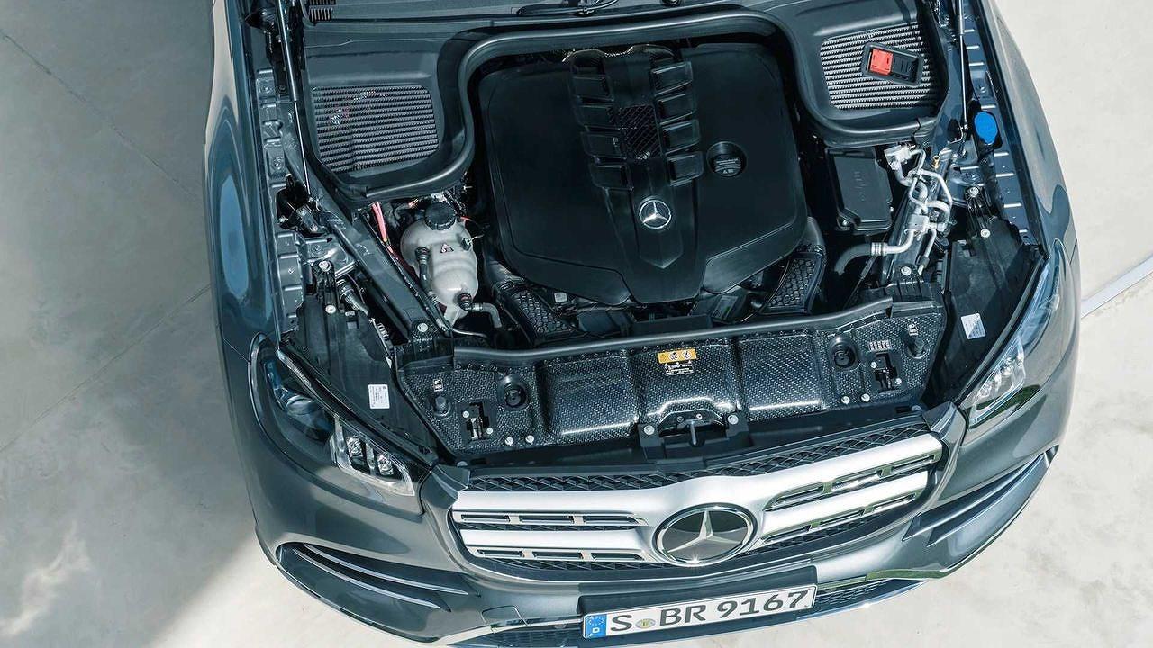 Khám phá Mercedes-Benz GLS 2020 vừa ra mắt Ảnh 15
