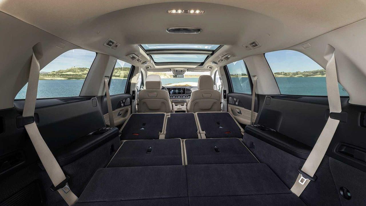 Khám phá Mercedes-Benz GLS 2020 vừa ra mắt Ảnh 10