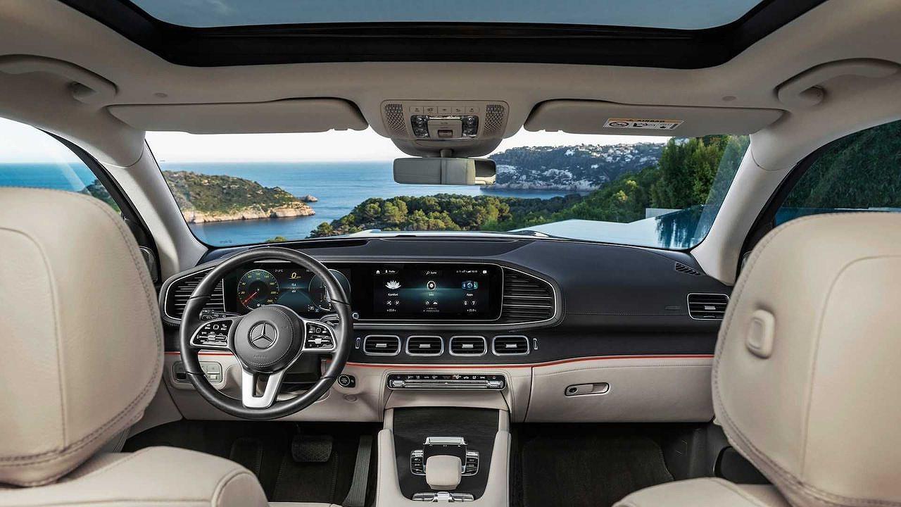 Khám phá Mercedes-Benz GLS 2020 vừa ra mắt Ảnh 9