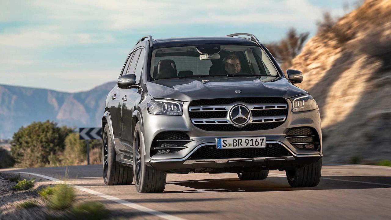 Khám phá Mercedes-Benz GLS 2020 vừa ra mắt Ảnh 3