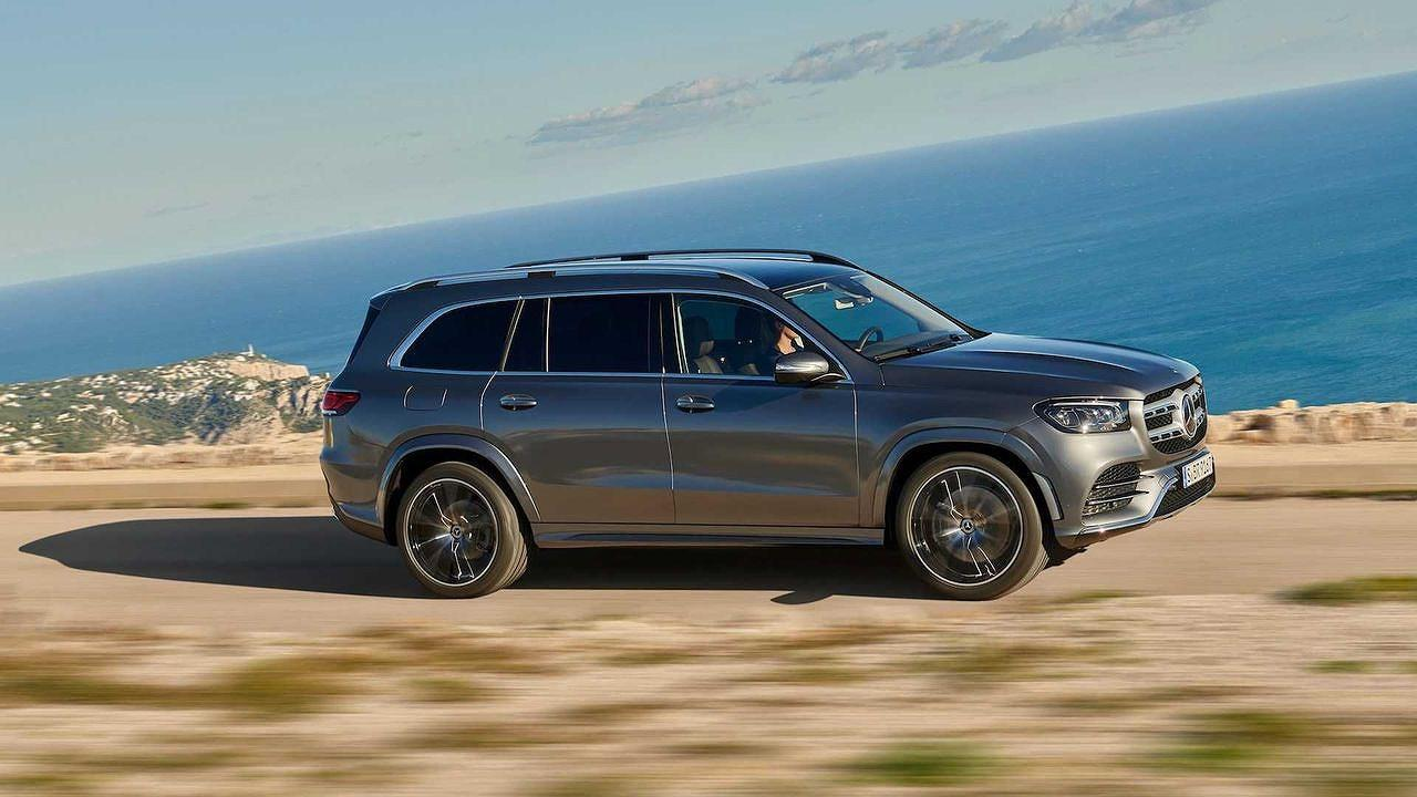 Khám phá Mercedes-Benz GLS 2020 vừa ra mắt Ảnh 4