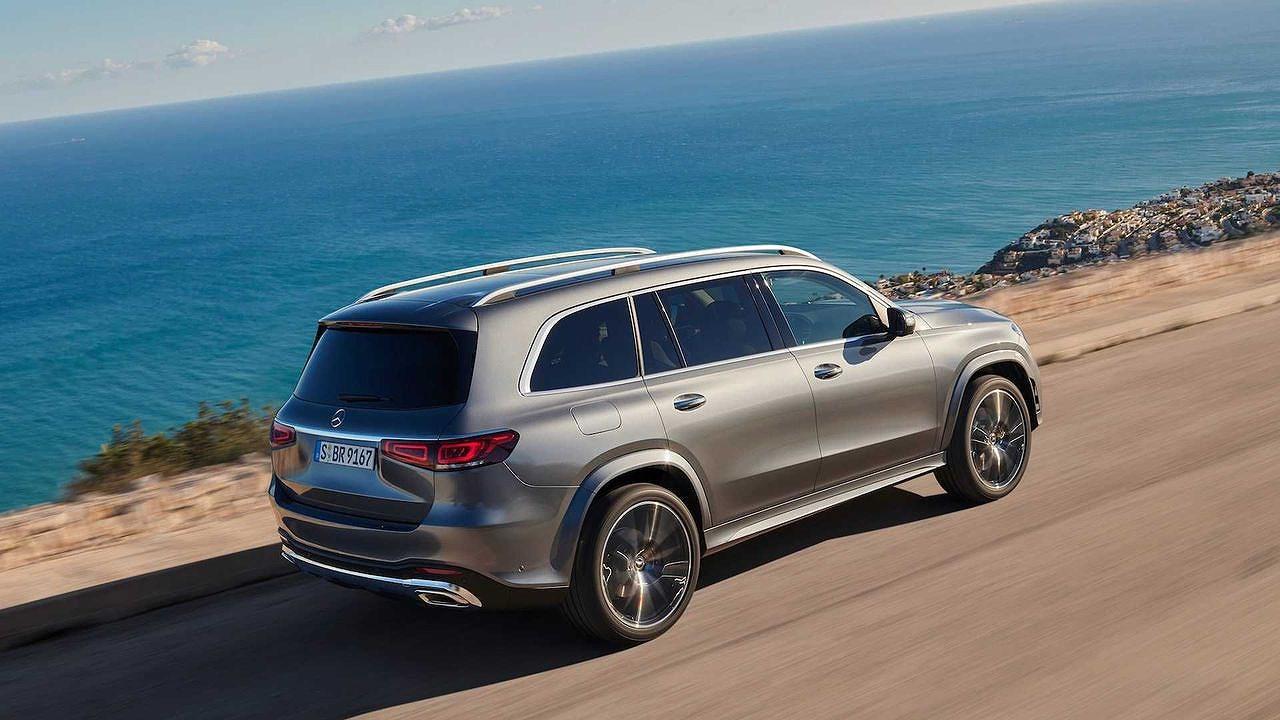 Khám phá Mercedes-Benz GLS 2020 vừa ra mắt Ảnh 1