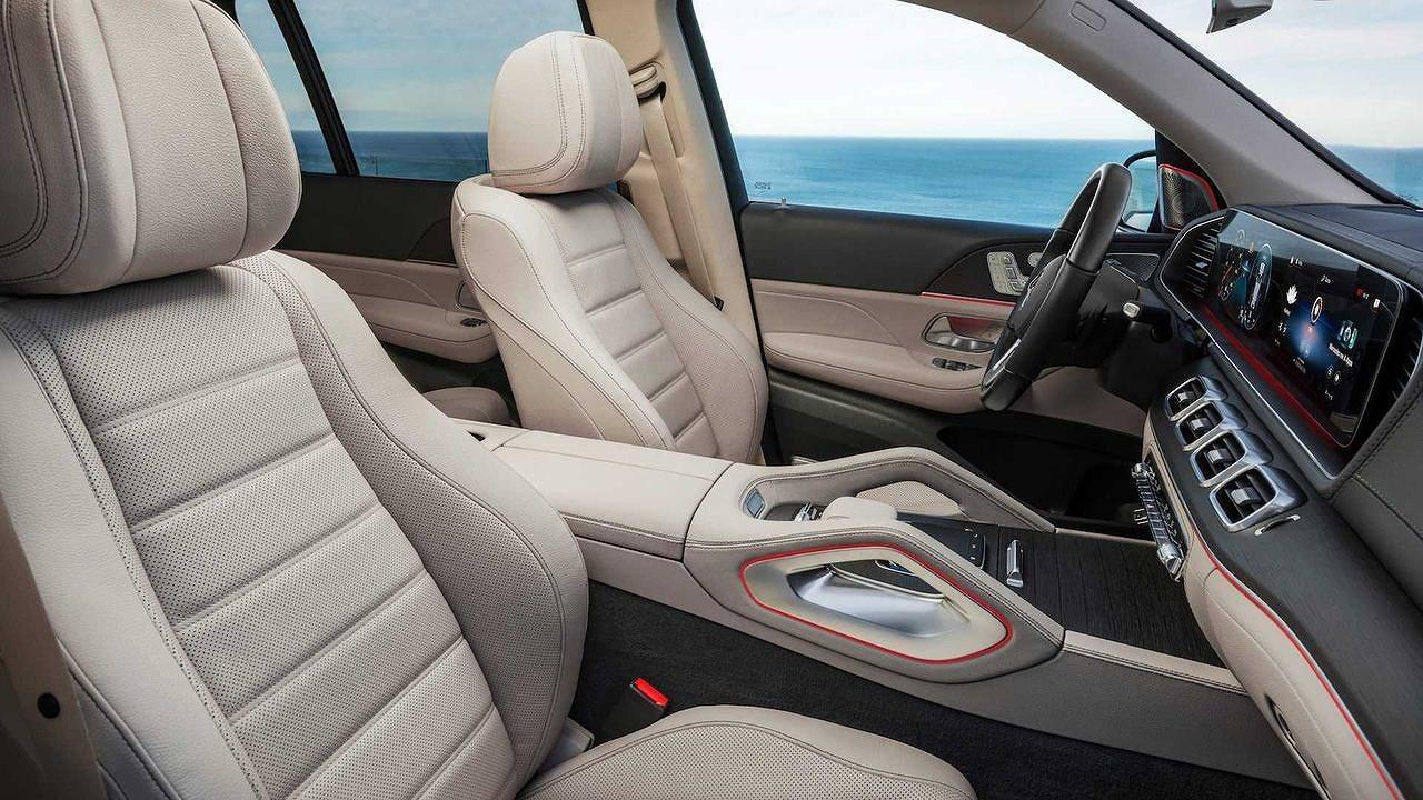 Khám phá Mercedes-Benz GLS 2020 vừa ra mắt Ảnh 8