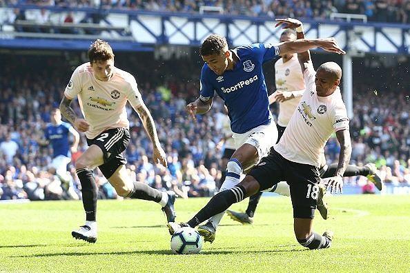 5 điểm đáng nói trong trận Manchester United bị Everton vùi dập 4 bàn không gỡ tại Goodison Park Ảnh 3