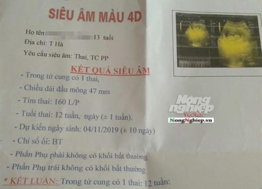 Lào Cai: Nghi vấn thầy giáo làm nữ sinh lớp 8 mang thai 12 tuần Ảnh 1