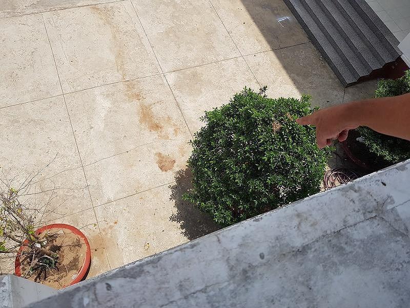 1 nghi phạm nhảy lầu ở trụ sở công an tử vong Ảnh 3
