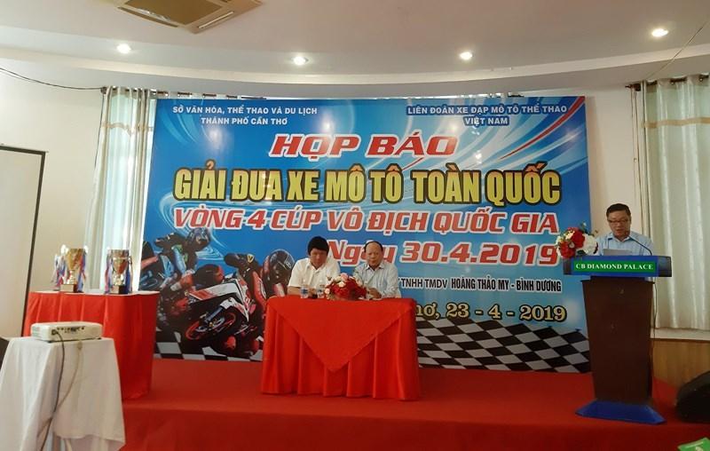 Lễ 30-4 về Cần Thơ xem giải đua xe toàn quốc Ảnh 2