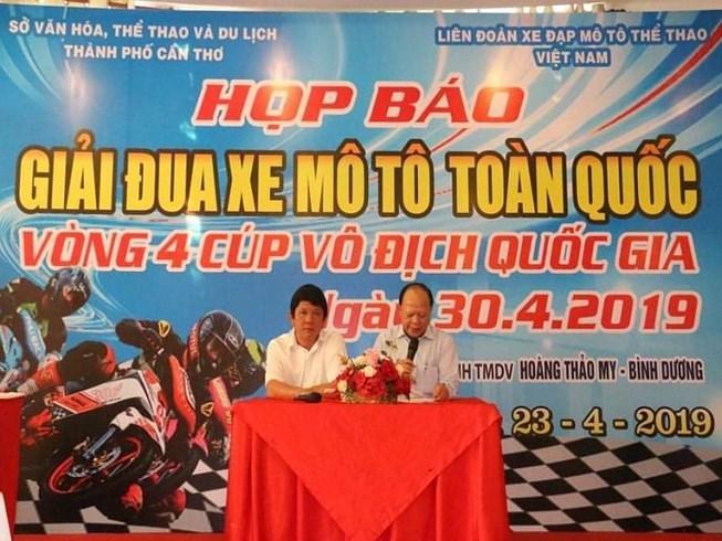 Lễ 30-4 về Cần Thơ xem giải đua xe toàn quốc Ảnh 1