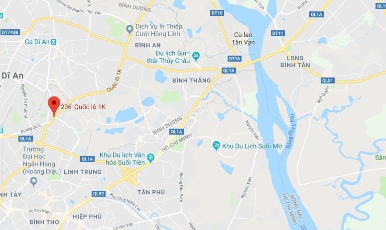 Va chạm với ôtô tải trong đêm, nam thanh niên tử vong ở Sài Gòn Ảnh 2