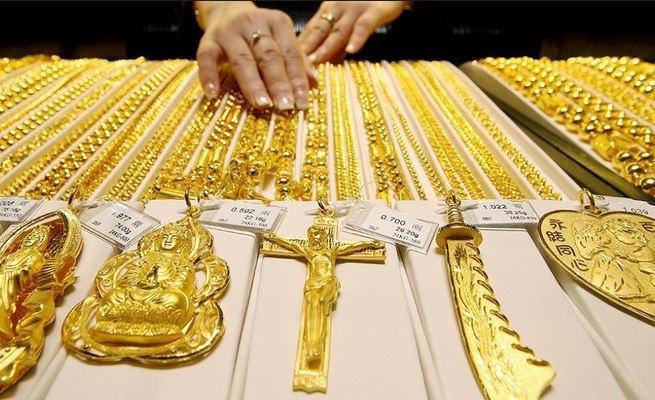 Giá vàng tiếp tục chạm đáy Ảnh 1
