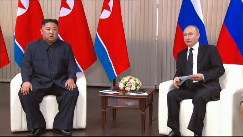 Lãnh đạo Nga và Triều Tiên sẽ tập trung giải quyết vấn đề hạt nhân Ảnh 3