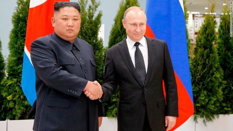 Lãnh đạo Nga và Triều Tiên sẽ tập trung giải quyết vấn đề hạt nhân Ảnh 1