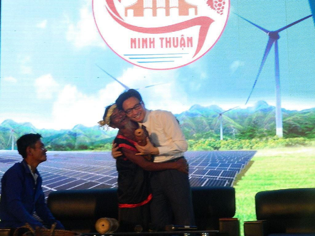 Khánh thành tổ hợp năng lượng tái tạo lớn nhất Việt Nam Ảnh 4