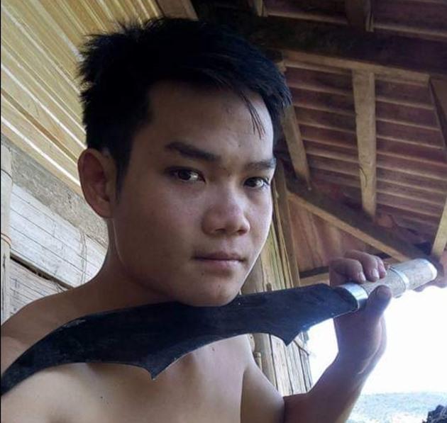 Lý lịch bất hảo của kẻ sát hại em gái ở Điện Biên: Thường xuyên xin tiền em để hút chích, mê cờ bạc, ưa bạo lực Ảnh 2