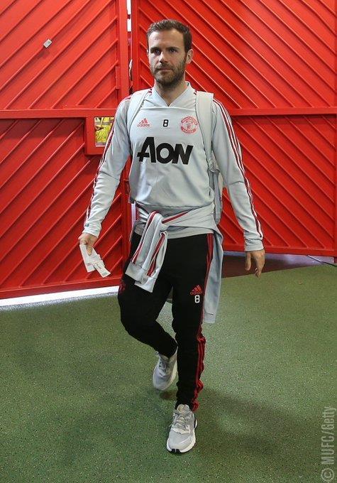 Man United 1-0 Chelsea: Juan Mata mở tỷ số Ảnh 12