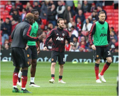 Man United 1-0 Chelsea: Juan Mata mở tỷ số Ảnh 3