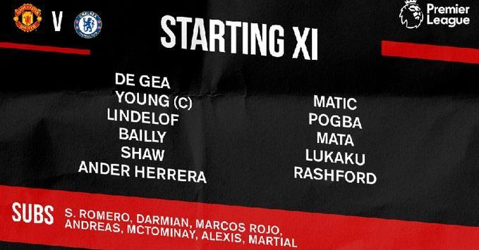 Man United 1-0 Chelsea: Juan Mata mở tỷ số Ảnh 14