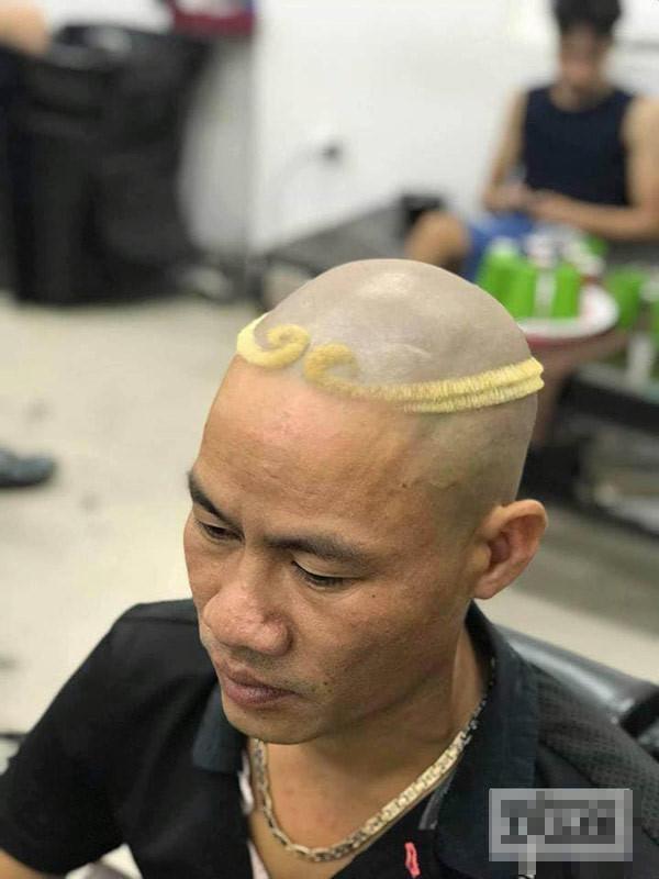 Cười lăn những kiểu tóc có '1-0-2' của đàn ông Việt Ảnh 1