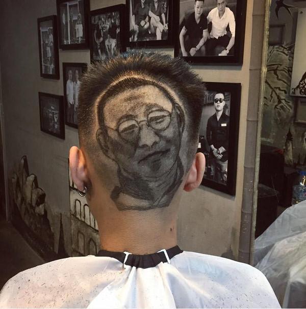 Cười lăn những kiểu tóc có '1-0-2' của đàn ông Việt Ảnh 7