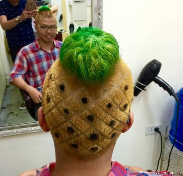 Cười lăn những kiểu tóc có '1-0-2' của đàn ông Việt Ảnh 3