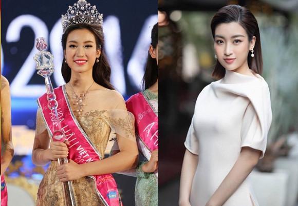 Ngỡ ngàng nhan sắc hoa hậu Đỗ Mỹ Linh sau 3 năm đăng quang Ảnh 2
