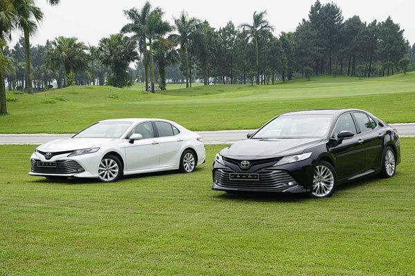 Thêm nhiều công nghệ mới, giá giảm Toyota Camry 'cháy hàng' Ảnh 4
