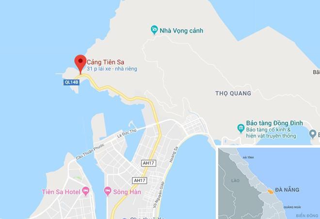 Siêu du thuyền 150 triệu USD của tỷ phú Anh cập cảng Tiên Sa Ảnh 3