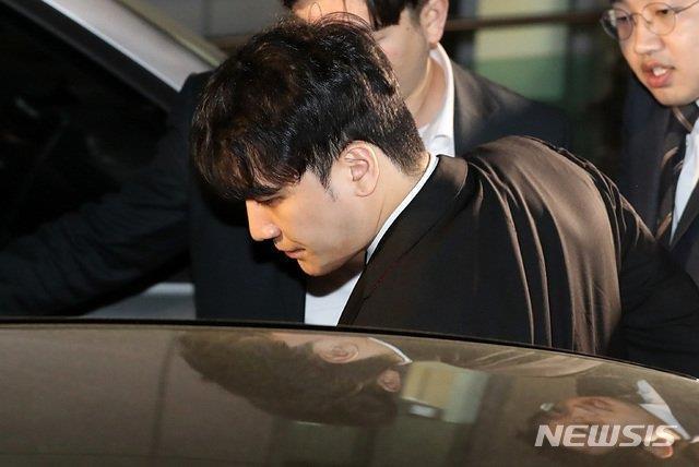 Tòa án Hàn Quốc từ chối lệnh bắt giữ Seungri Ảnh 1