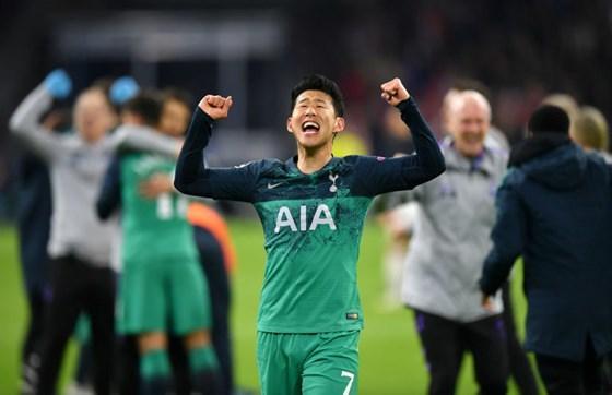 Son Heung-min hy vọng ghi bàn trong trận chung kết Champions League Ảnh 1