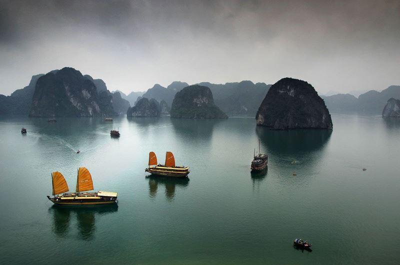'Chưa thăm Vịnh Hạ Long, chưa phải đến Việt Nam' Ảnh 4