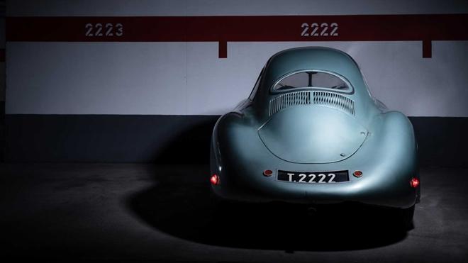 Sắp đấu giá chiếc xe Porsche cổ đắt nhất thế giới Ảnh 4