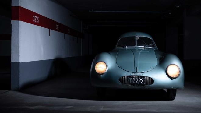 Sắp đấu giá chiếc xe Porsche cổ đắt nhất thế giới Ảnh 3