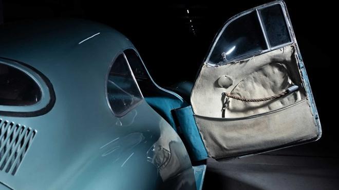 Sắp đấu giá chiếc xe Porsche cổ đắt nhất thế giới Ảnh 9