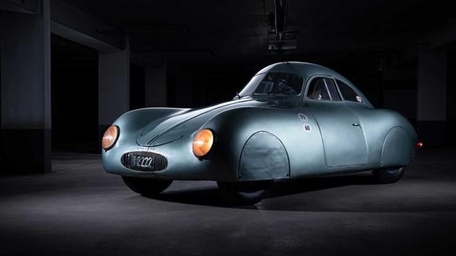Sắp đấu giá chiếc xe Porsche cổ đắt nhất thế giới Ảnh 1