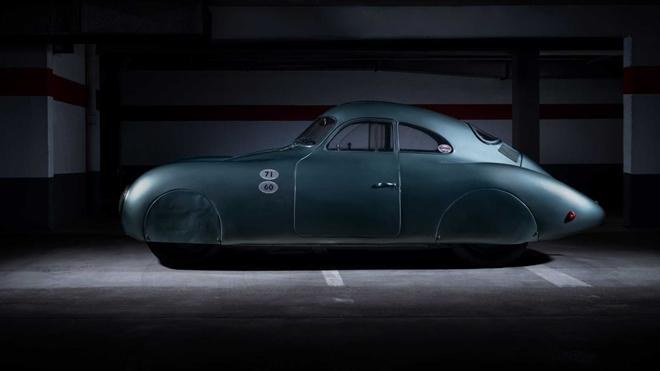 Sắp đấu giá chiếc xe Porsche cổ đắt nhất thế giới Ảnh 6