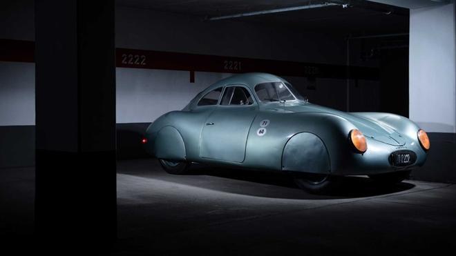 Sắp đấu giá chiếc xe Porsche cổ đắt nhất thế giới Ảnh 5
