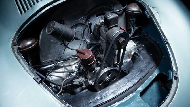 Sắp đấu giá chiếc xe Porsche cổ đắt nhất thế giới Ảnh 10