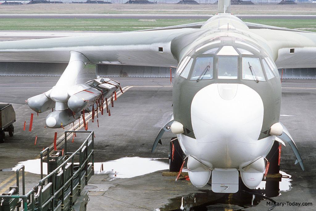 Uy lực của tên lửa AGM-86 được trang bị cho B-52 Ảnh 6