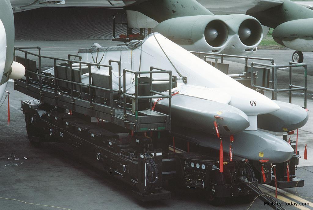 Uy lực của tên lửa AGM-86 được trang bị cho B-52 Ảnh 5