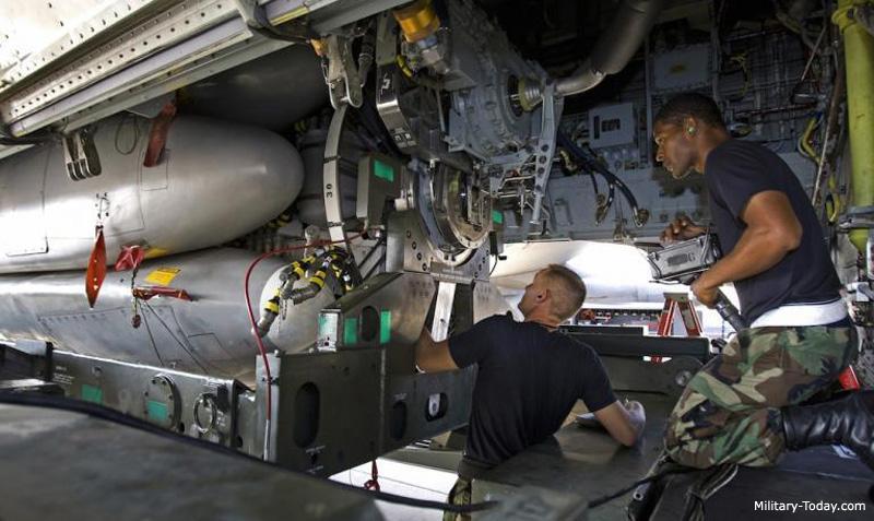 Uy lực của tên lửa AGM-86 được trang bị cho B-52 Ảnh 4