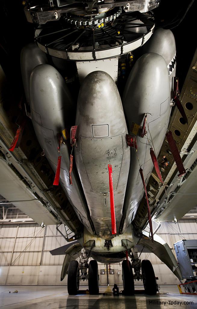 Uy lực của tên lửa AGM-86 được trang bị cho B-52 Ảnh 3