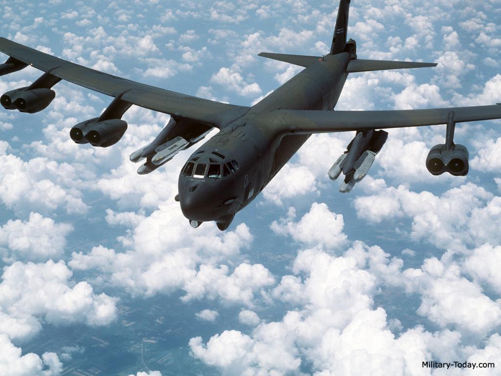 Uy lực của tên lửa AGM-86 được trang bị cho B-52 Ảnh 7