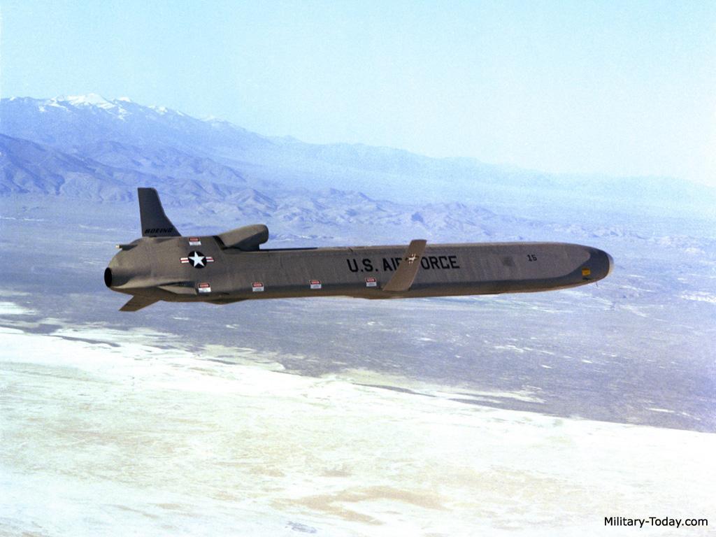 Uy lực của tên lửa AGM-86 được trang bị cho B-52 Ảnh 9