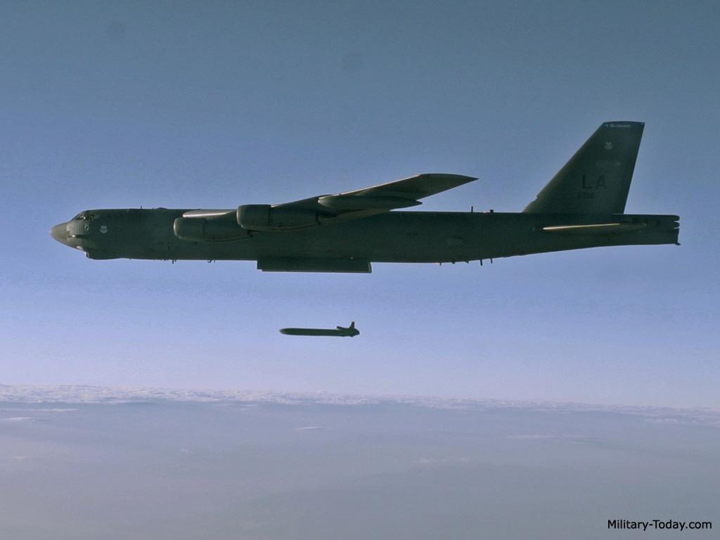 Uy lực của tên lửa AGM-86 được trang bị cho B-52 Ảnh 8