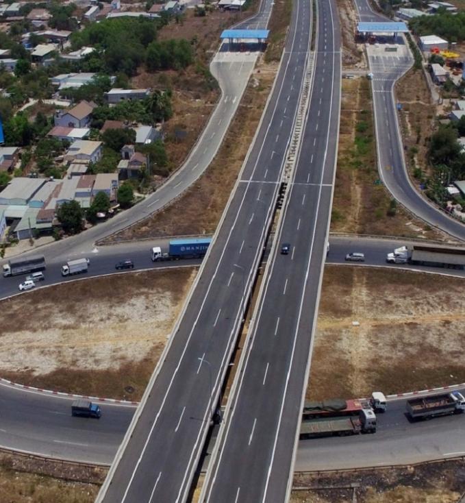 Lên phương án làm đường cao tốc kết nối với tuyến TP. HCM - Long Thành – Dầu Giây Ảnh 1