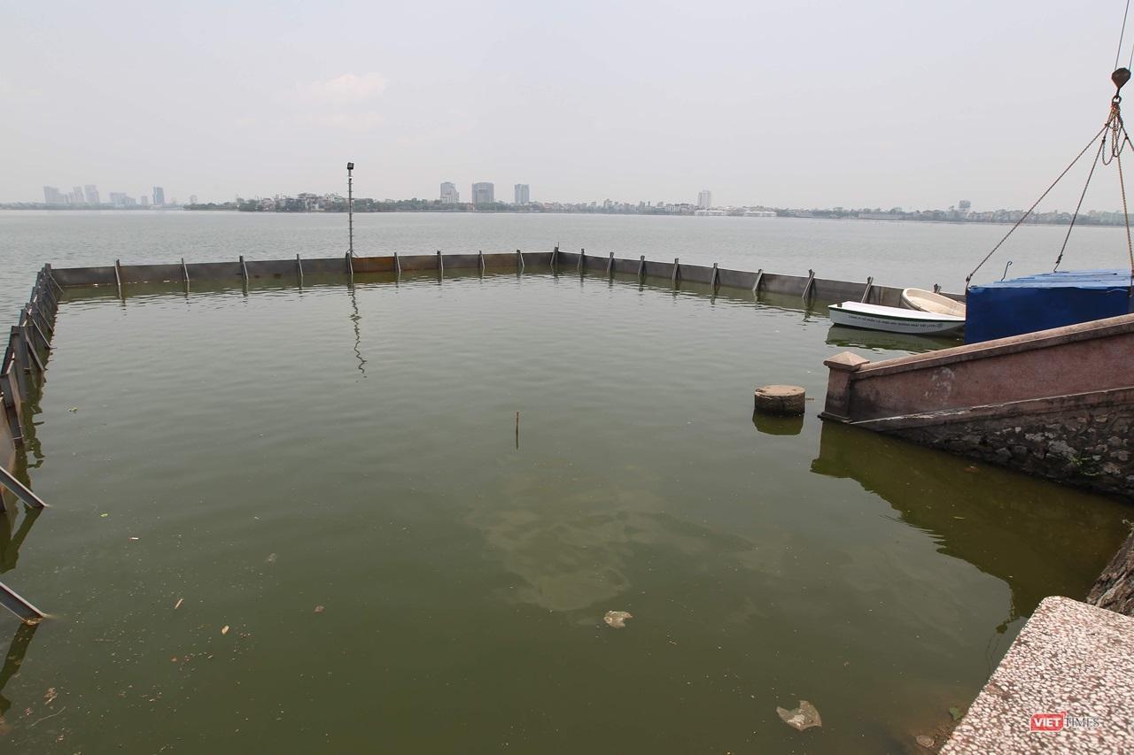 Hà Nội: Thí điểm làm sạch sông Tô Lịch với công nghệ nano Ảnh 3