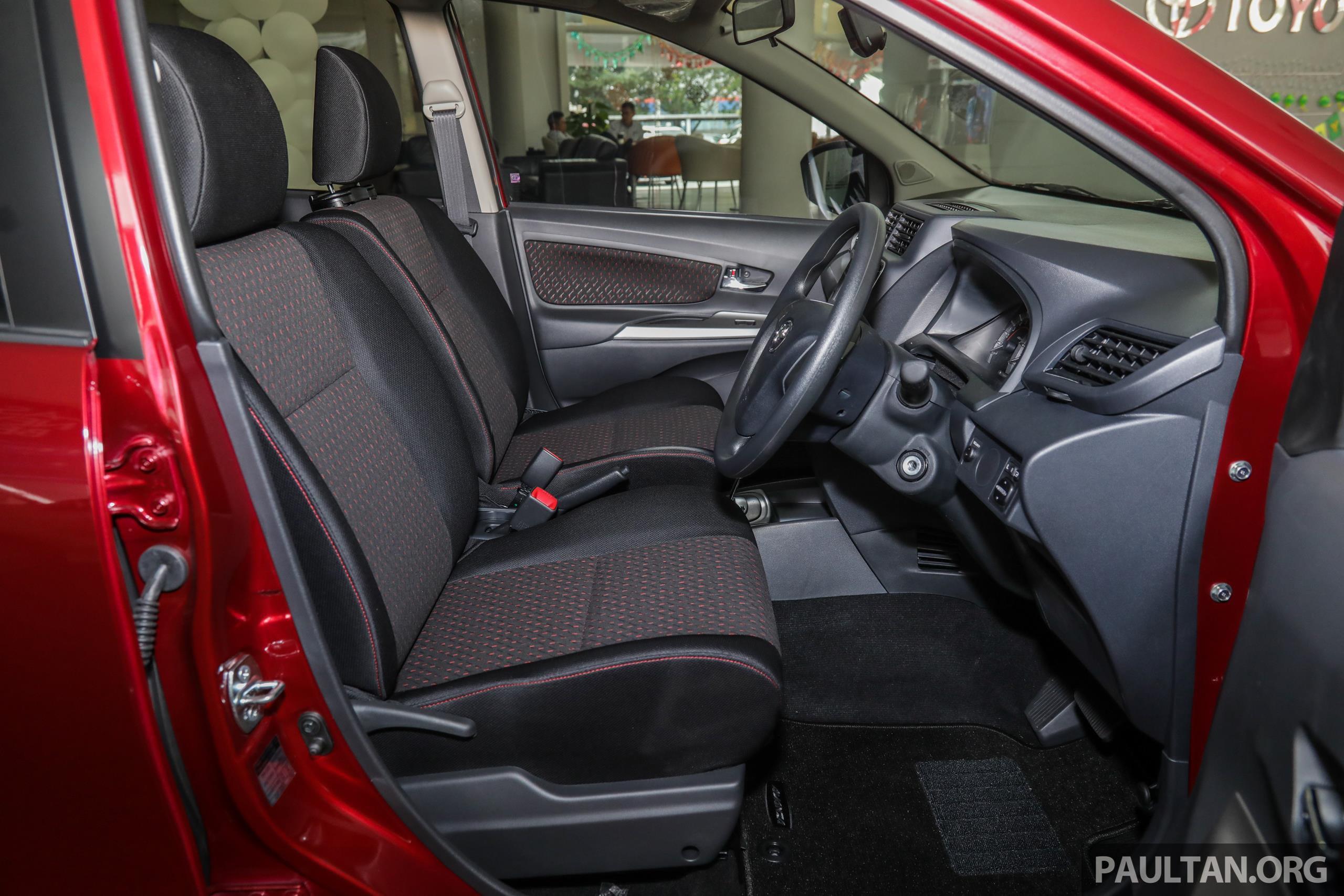 'Xe cỏ' Toyota Avanza 2019 thay đổi thiết kế, có thêm cảnh báo điểm mù Ảnh 7
